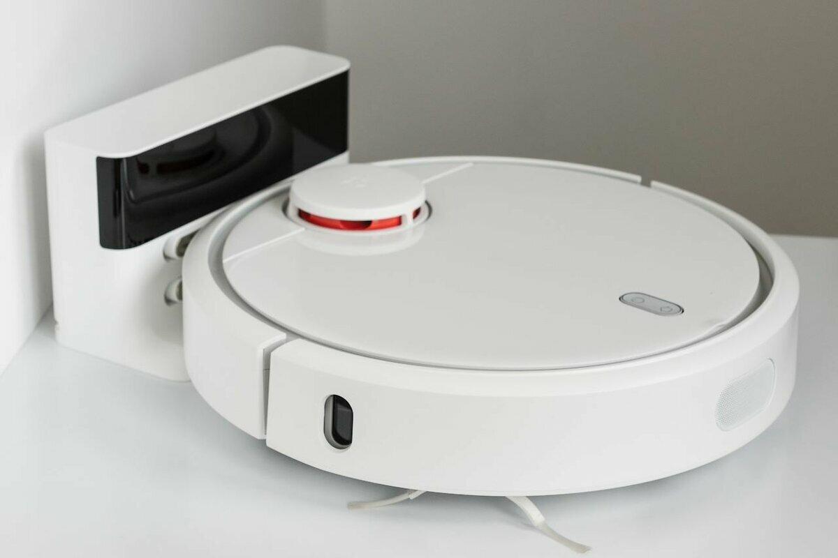 Копия Xiaomi Mi Robot 2 робот-пылесос в Житомире