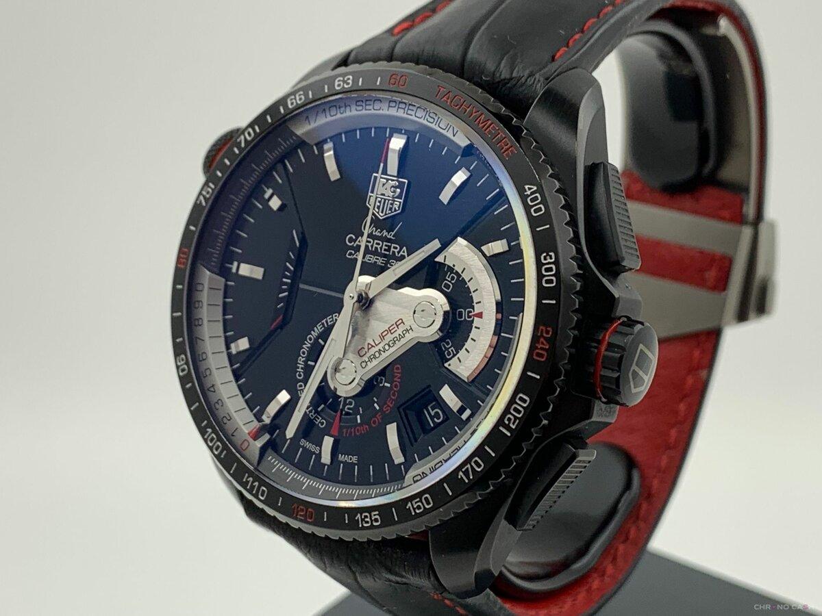 Часы Tag Heuer Carrera Calibre 36 в Альметьевске