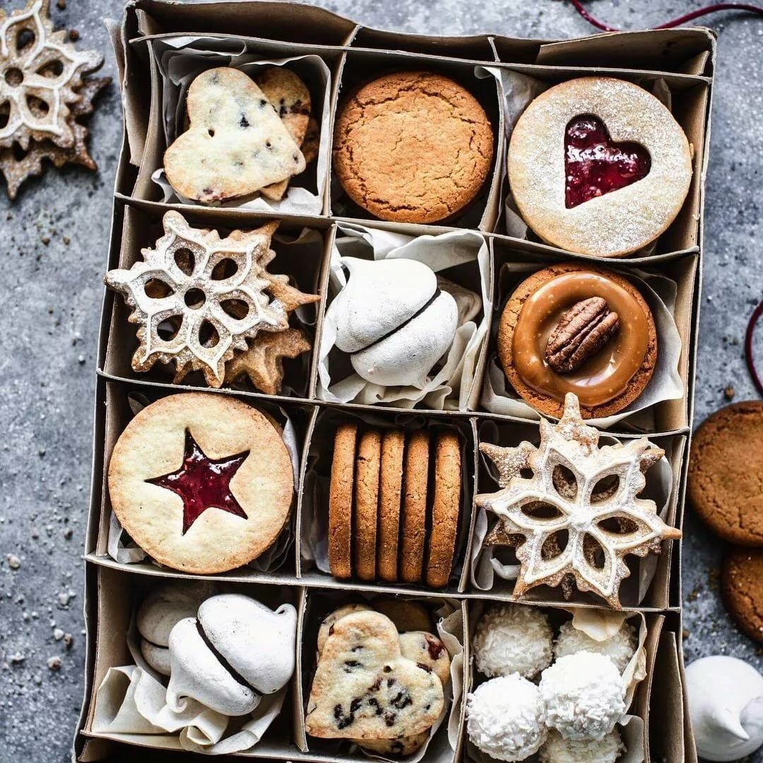 Коробка печенья картинки