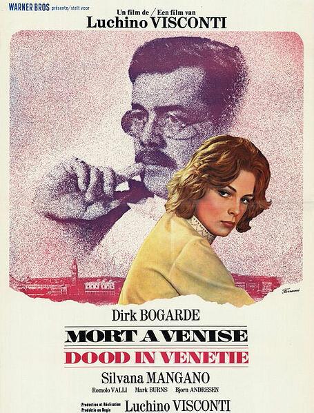 Смерть в Венеции - Лукино Висконти (Италия, Франция, 1971 год) смотреть онлайн