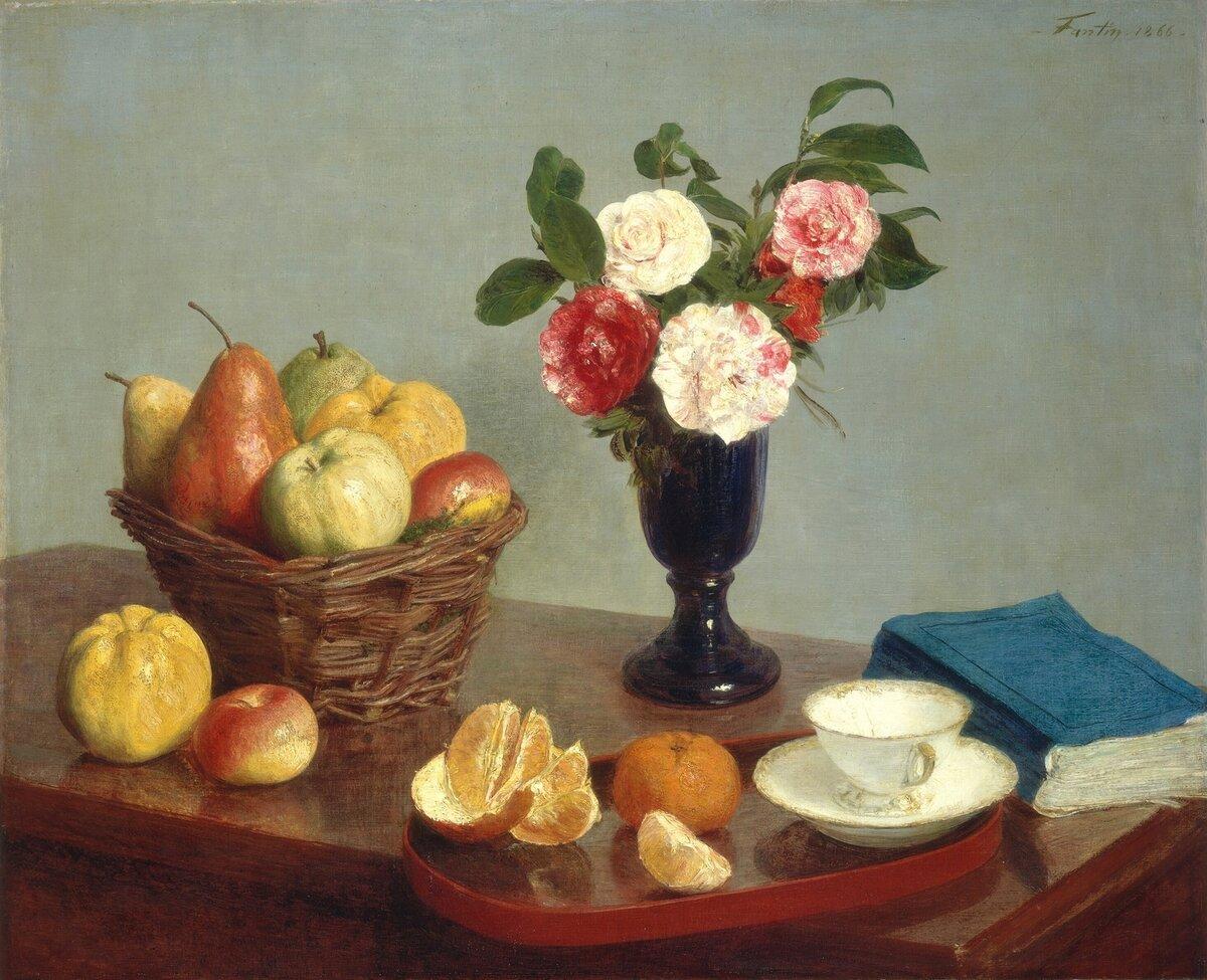Картинки живописи натюрморт