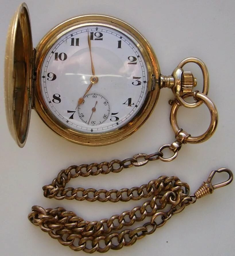 красивые картинки карманных часов