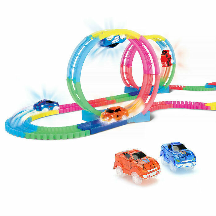 Magic Tracks - волшебные гонки