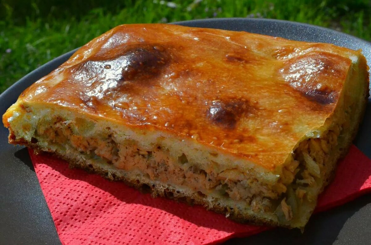 неустанных рецепты рыбного пирога с фото множество вариантов модификаций