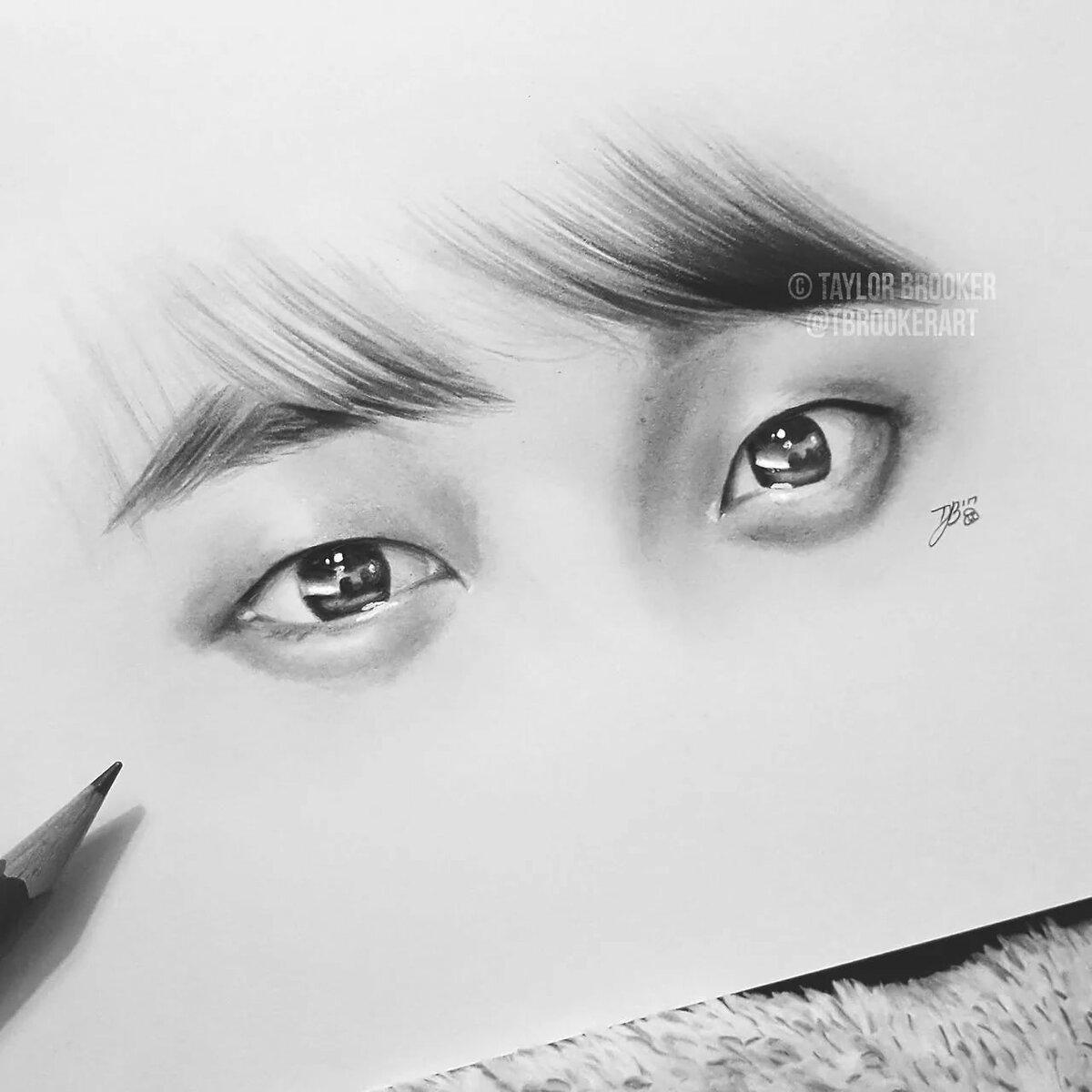 Картинки глаза корейцам