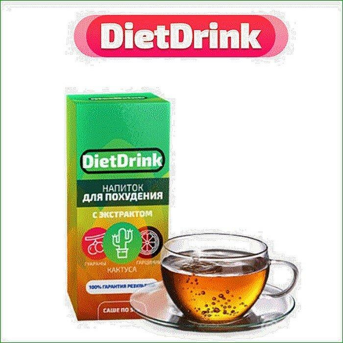 DietDrink напиток для похудения в Котельниче