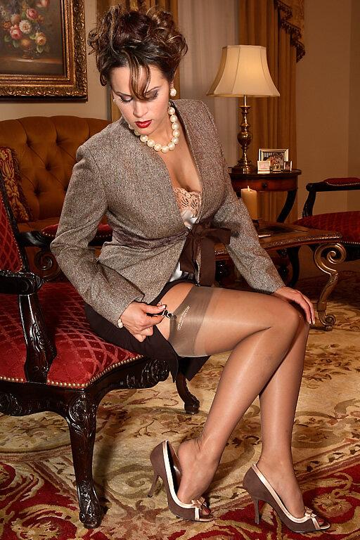 ролики для шикарная дама секс она долго, получая
