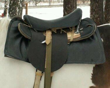 кавалерийское седло