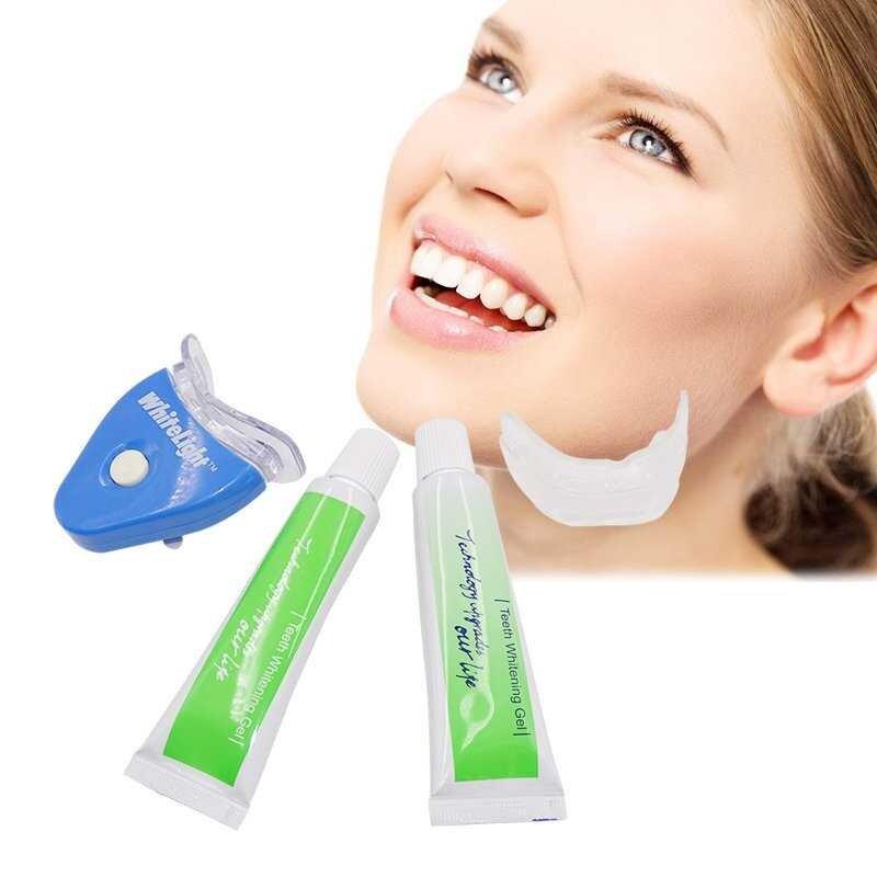 Отбеливание зубов White Light в Экибастузе