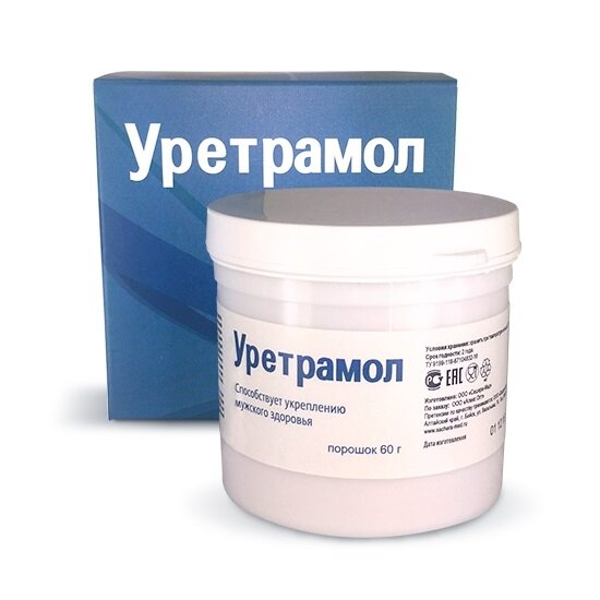 Уретрамол для мужчин в Щёлково