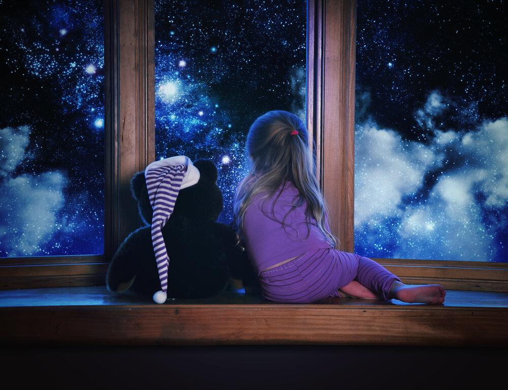 Девочку на ночь картинки