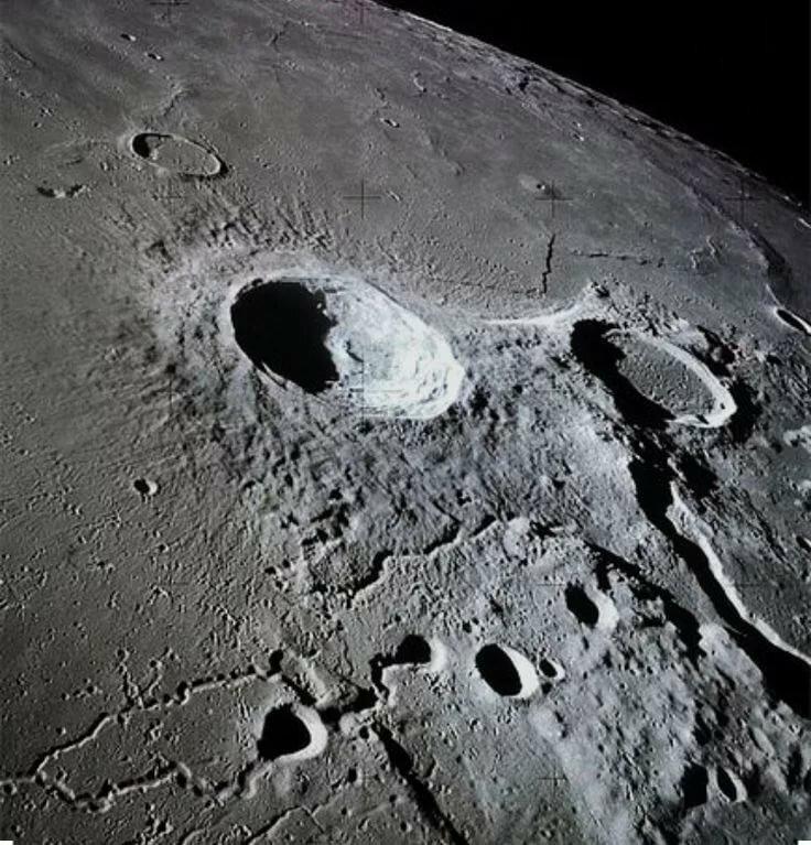 оригинальные фото луны