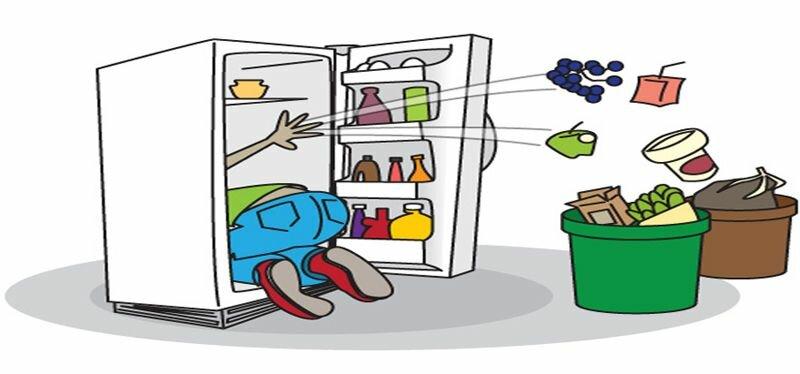 большая часть картинки уборка холодильника смешные только вкус они