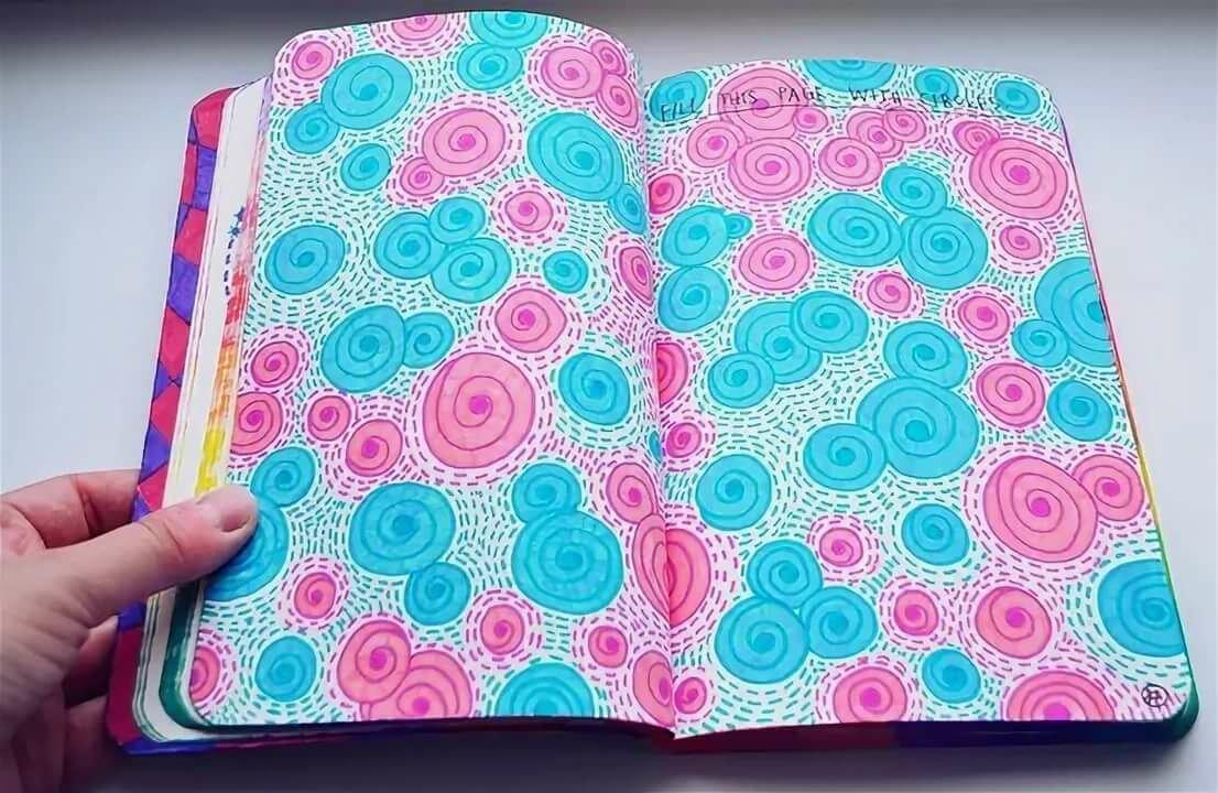 Девчачьи картинки для дневников
