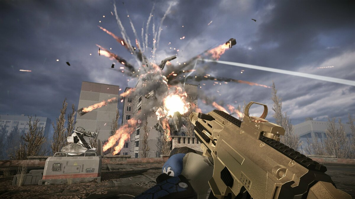 Варфейс картинки из игры