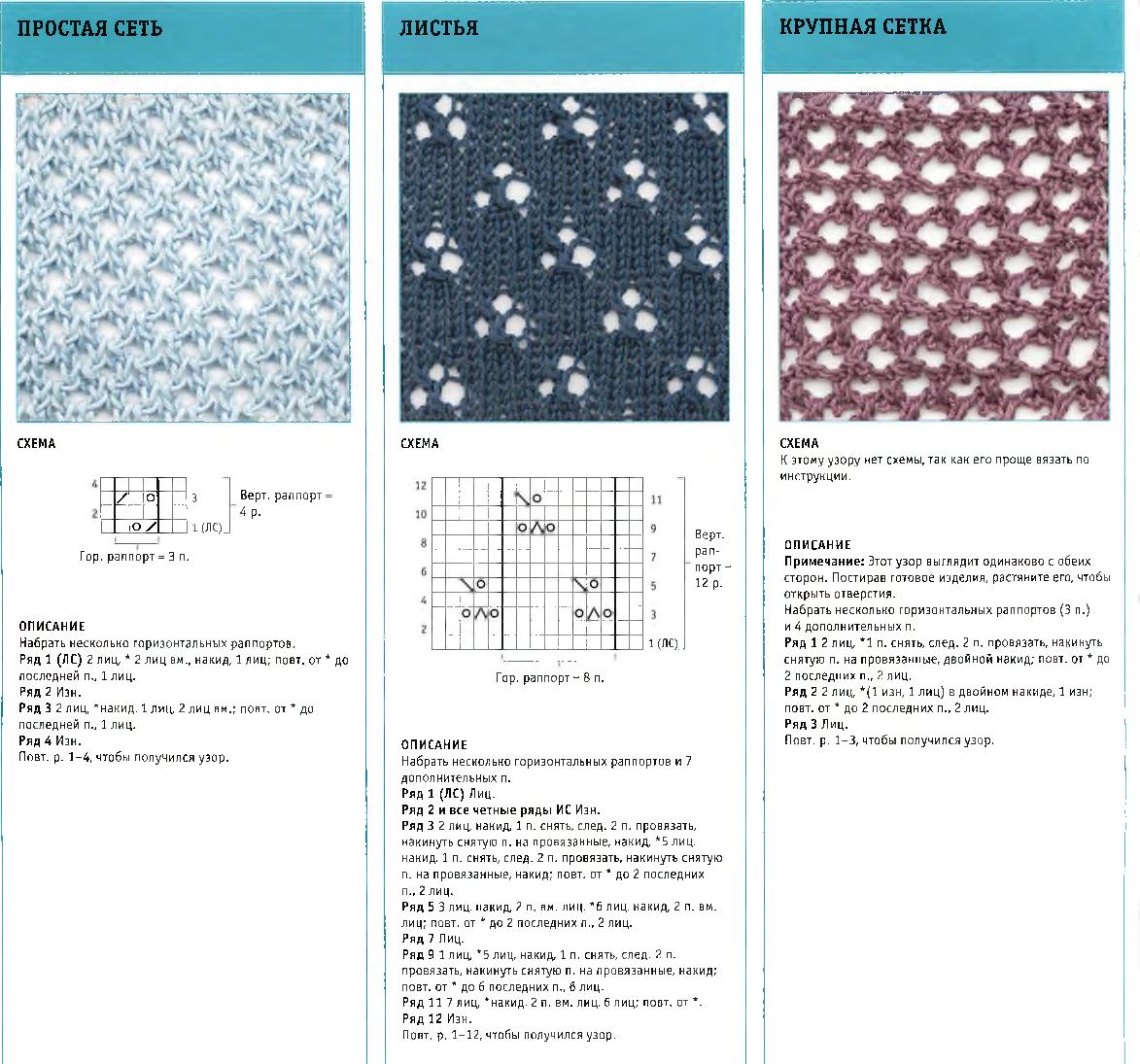 одамлар схемы вязки спицами для начинающих в картинках и схемах вот, охотники