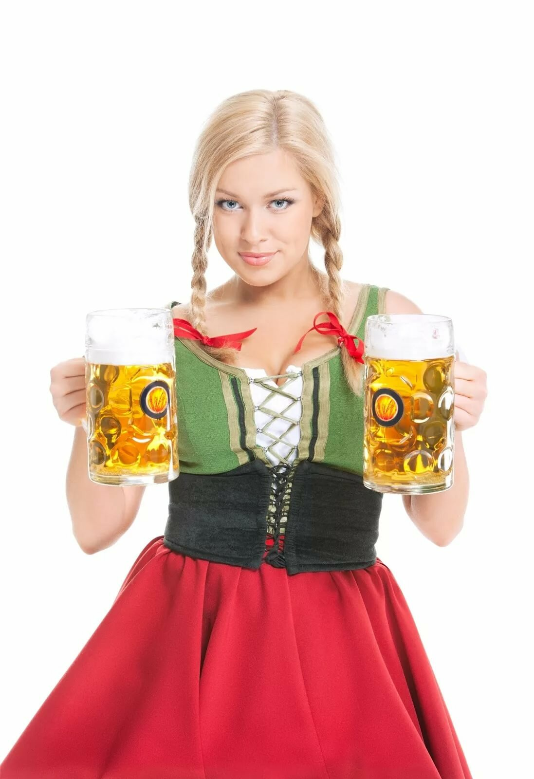 Картинки девочки пиво