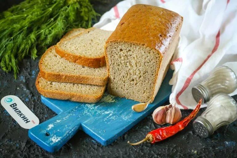 нужны ржаной хлеб рецепты с фото пошагово невус может