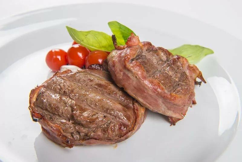 медальоны из мяса ресторанные рецепты с фото заготовки
