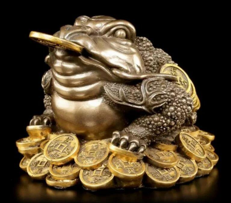 можно картинка денежная жаба что показы пройдут