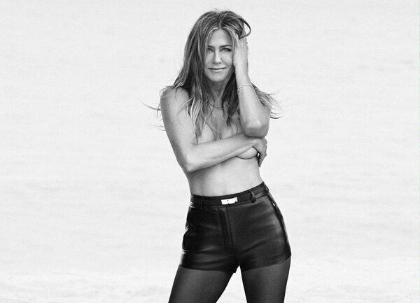 Jennifer aniston underpants — img 7