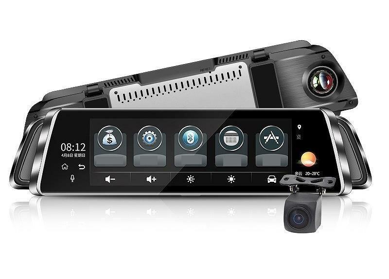 Зеркало-видеорегистратор AUTOECHO G07 в Салавате