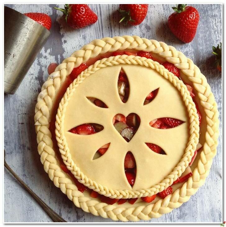 красивые сладкие пироги фото очень веселый