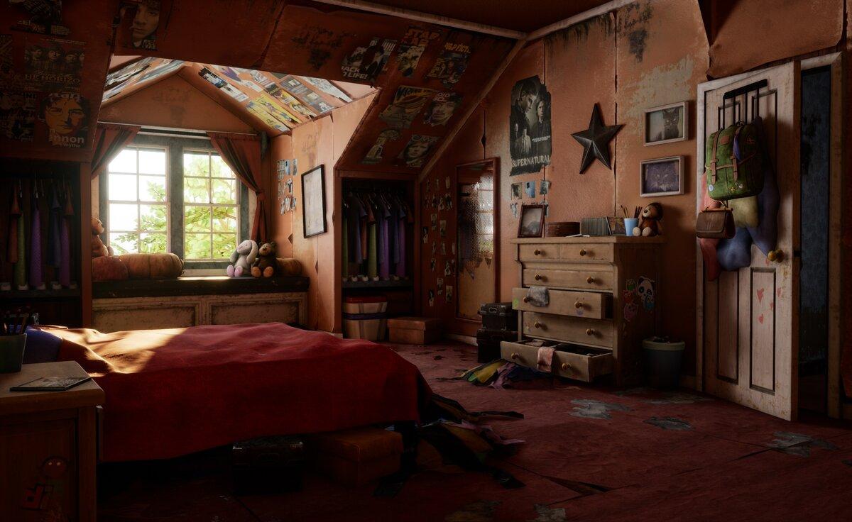 словам одного фото комната художника вкусные рецепты