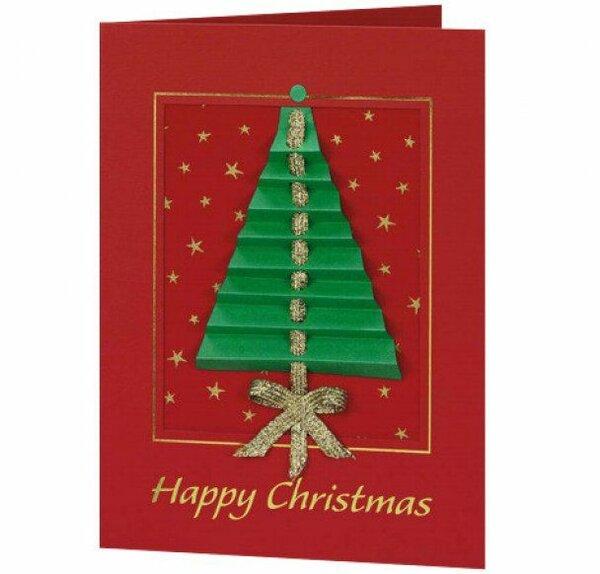 Как сделать открытку на новый год на английском