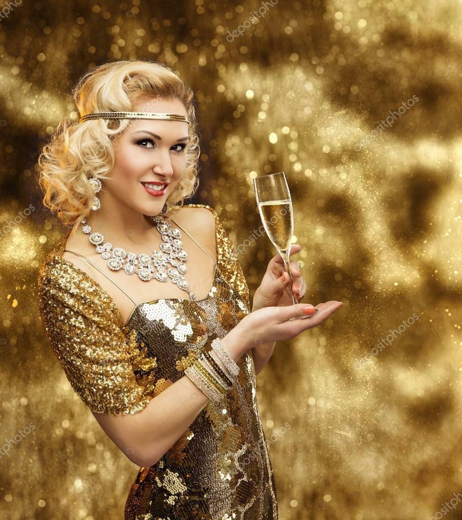 золотая леди картинки