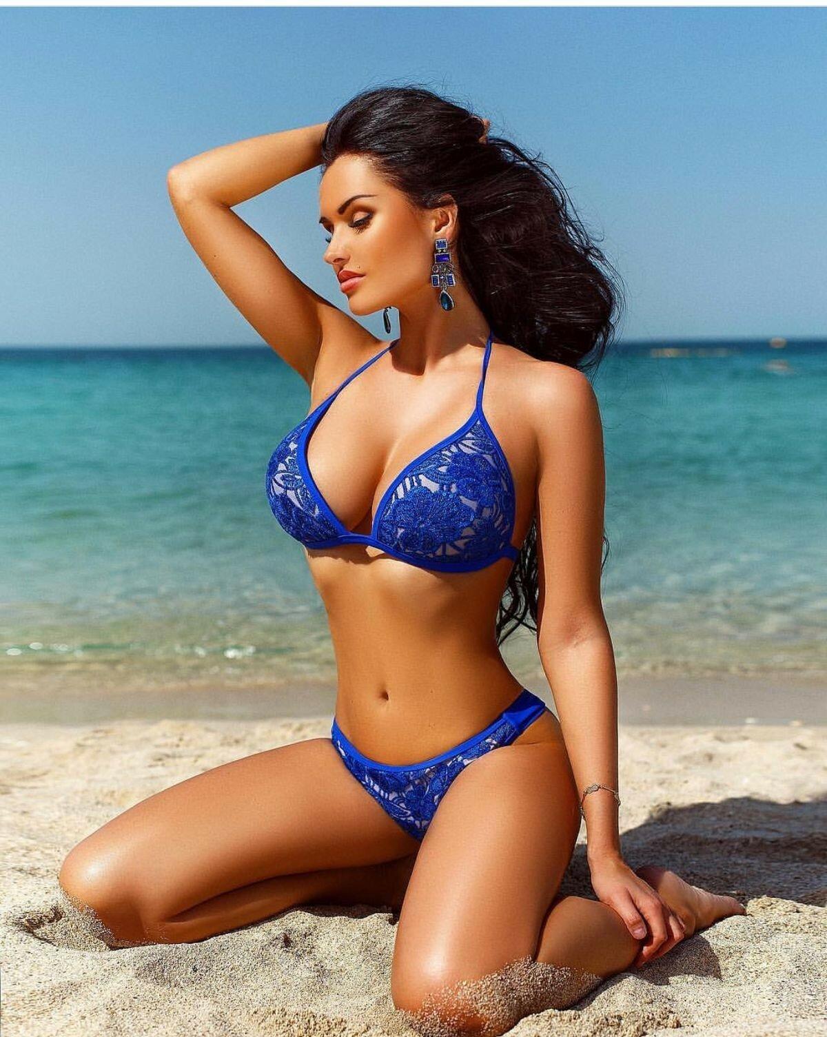 Hot bikini girl posters 2