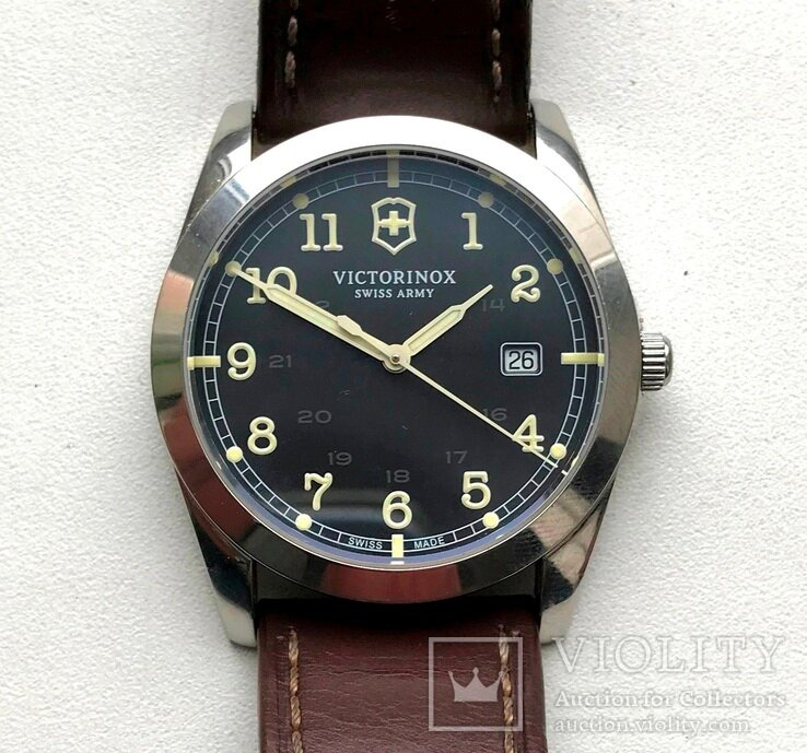 Вес часов swiss army