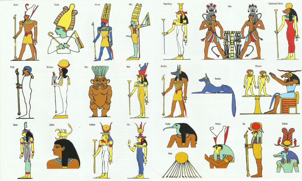 египетские божества с картинками бары зеленодольске