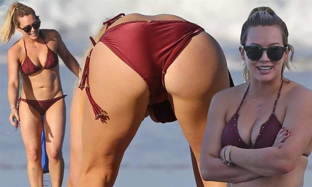 Hilary duff boob pic