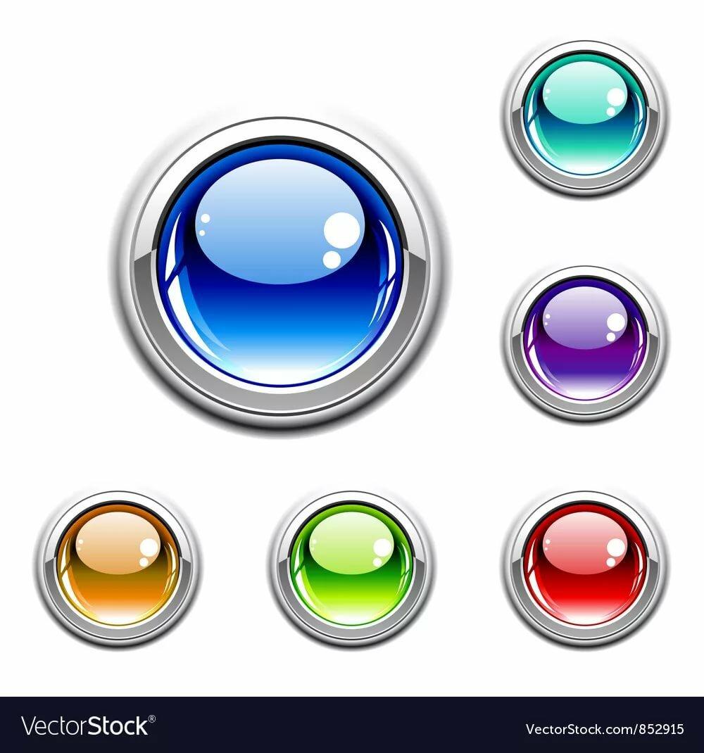 Красивые картинки для кнопок