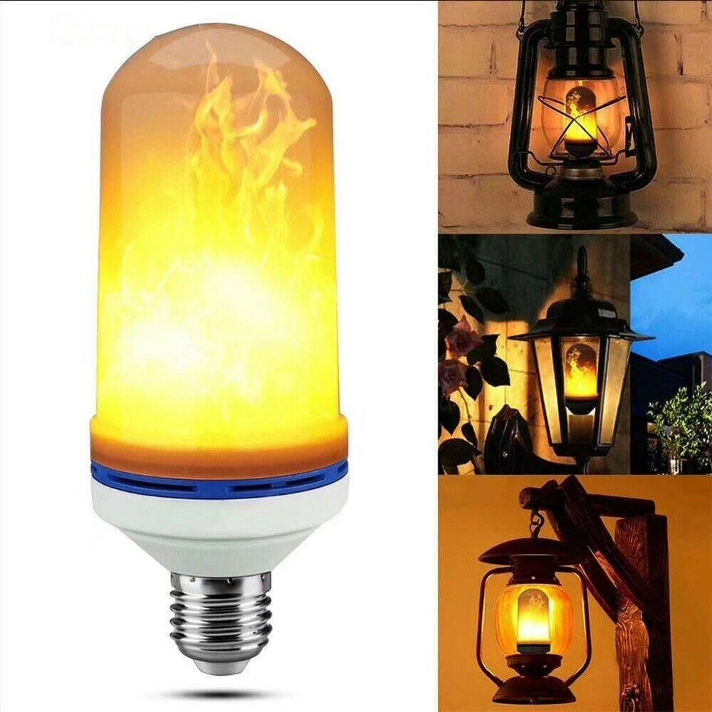 Лампа LED с эффектом пламени во Львове