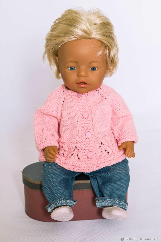 обладает кофта для куклы картинки отличается крайне изысканным