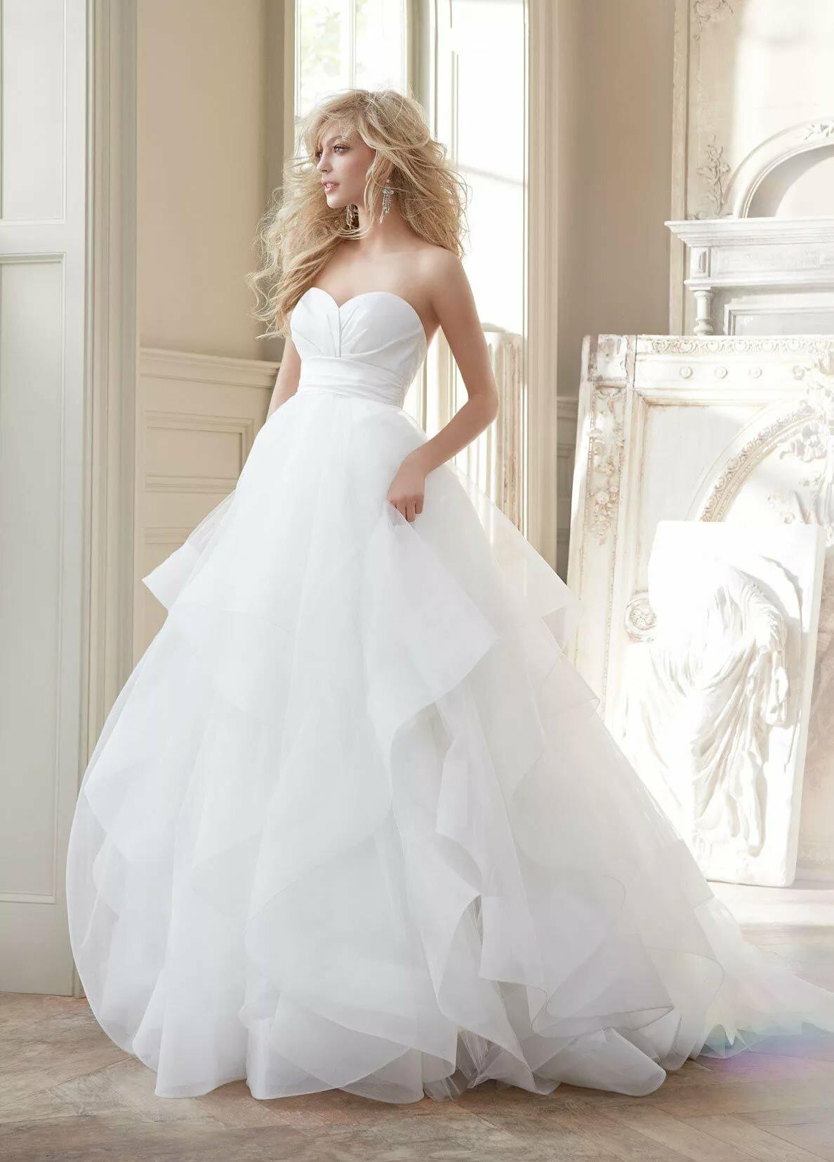 Картинки блондинки в свадебных платьях