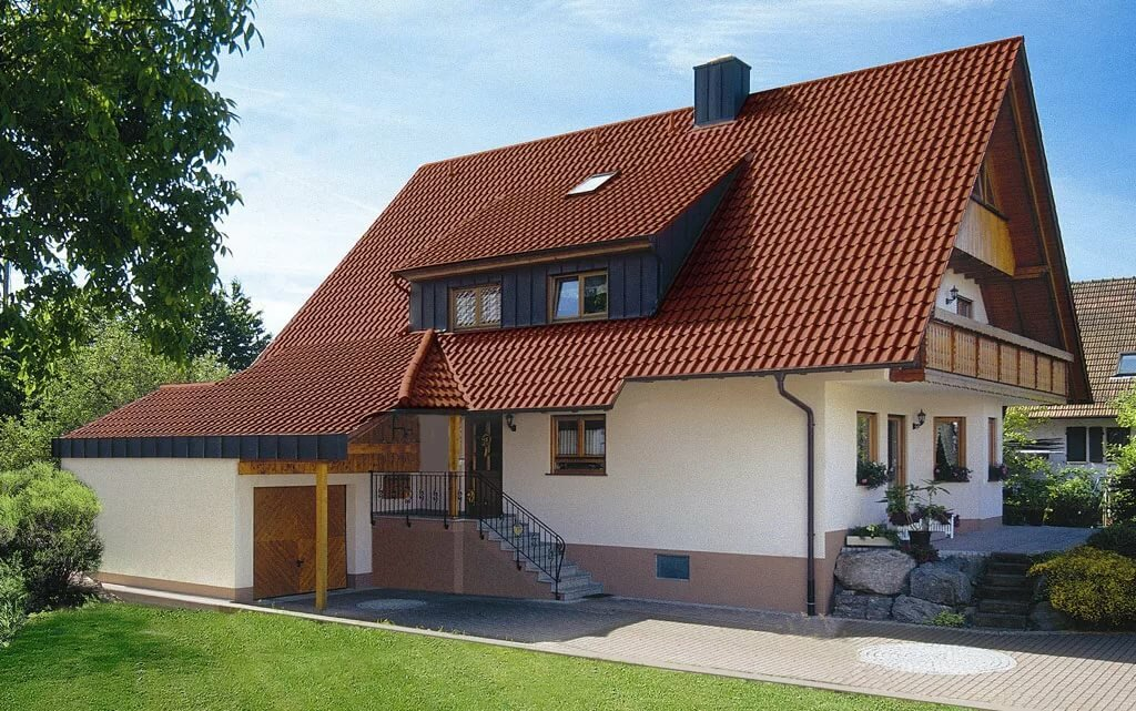 Картинки крыши частного дома
