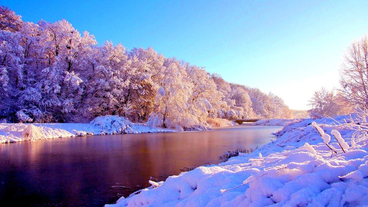картинки на рабочий стол красота зима большие советам бывалых