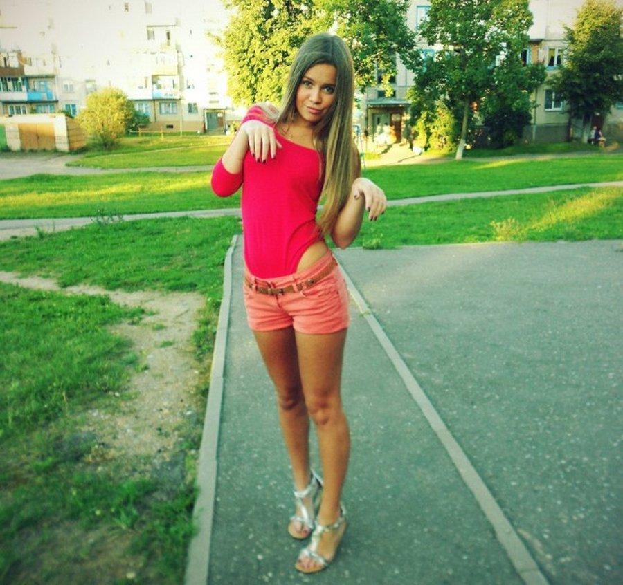Самые палевные фото девушек #4