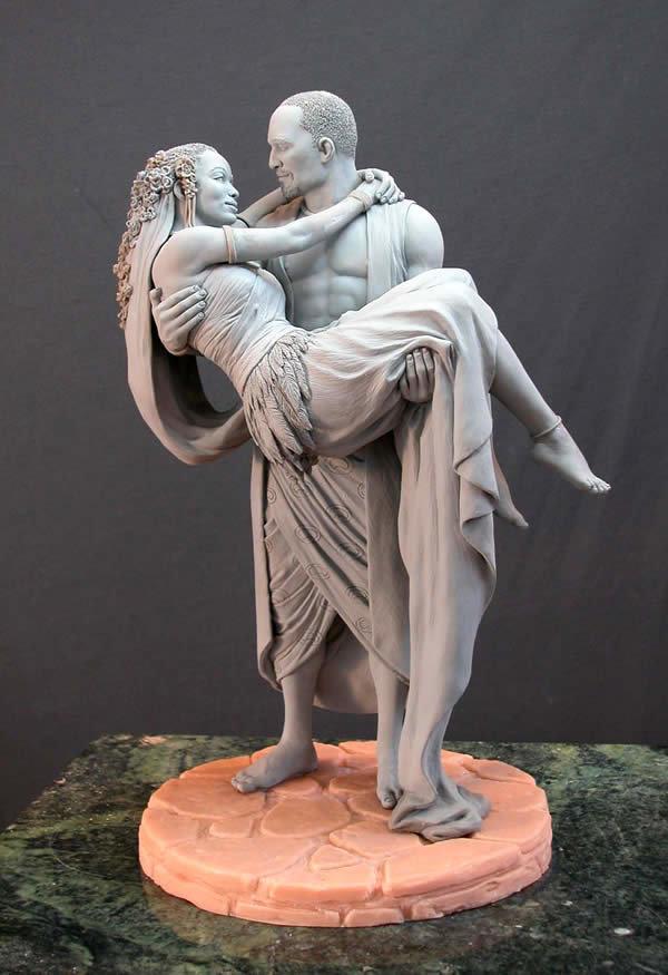 Картинки статуи мужчины и женщины