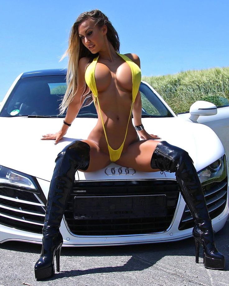 Naked ladies on cars images 949