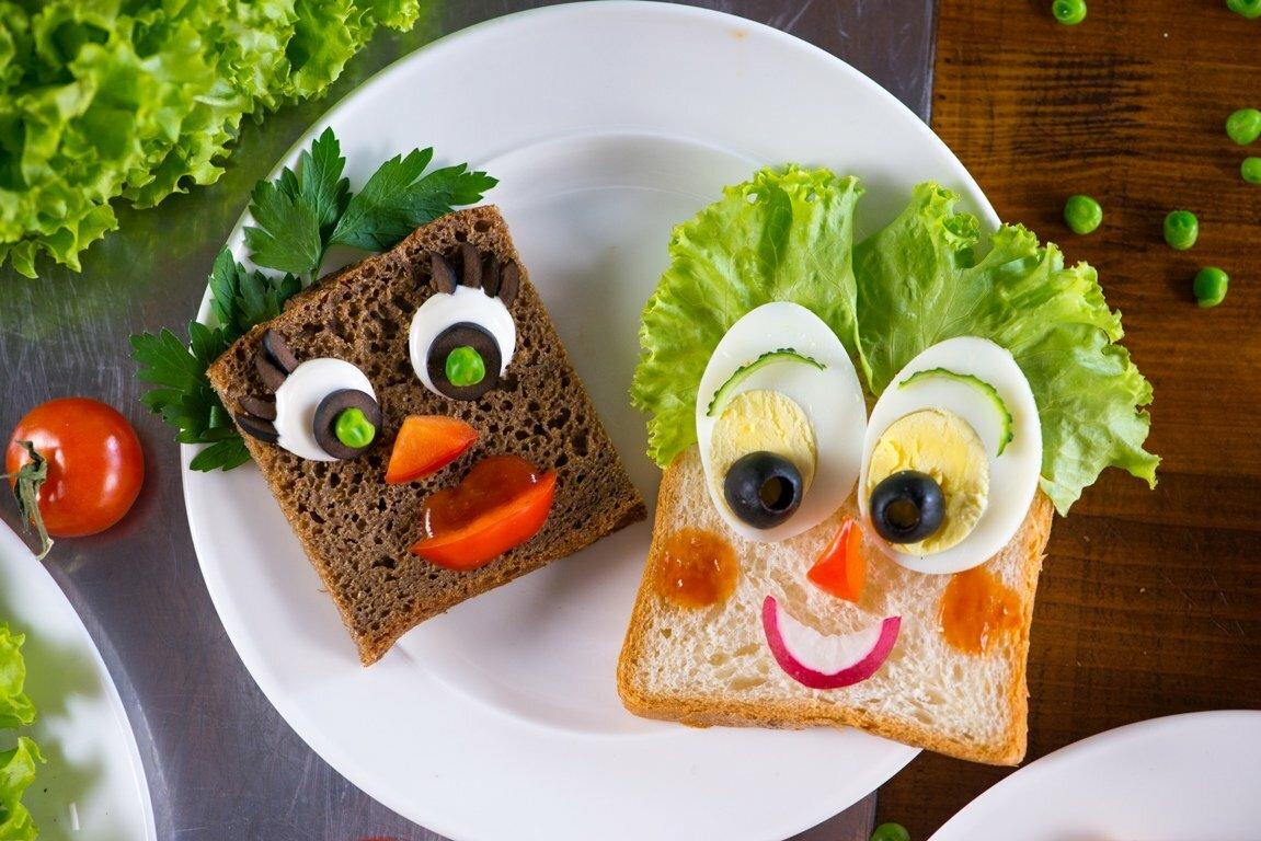 Для, картинки красивые бутерброды