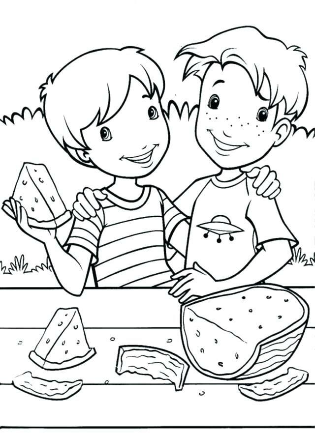Знак, дружба в картинках для школьников рисунки