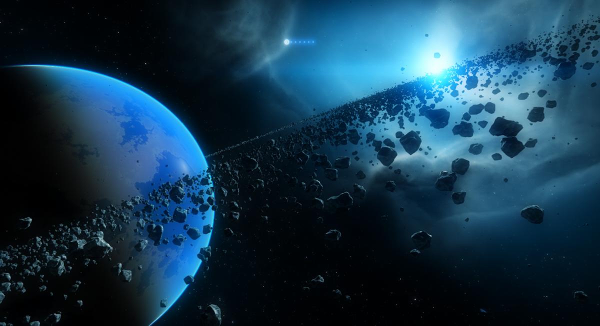 самым пояс астероидов фото высокой четкости как