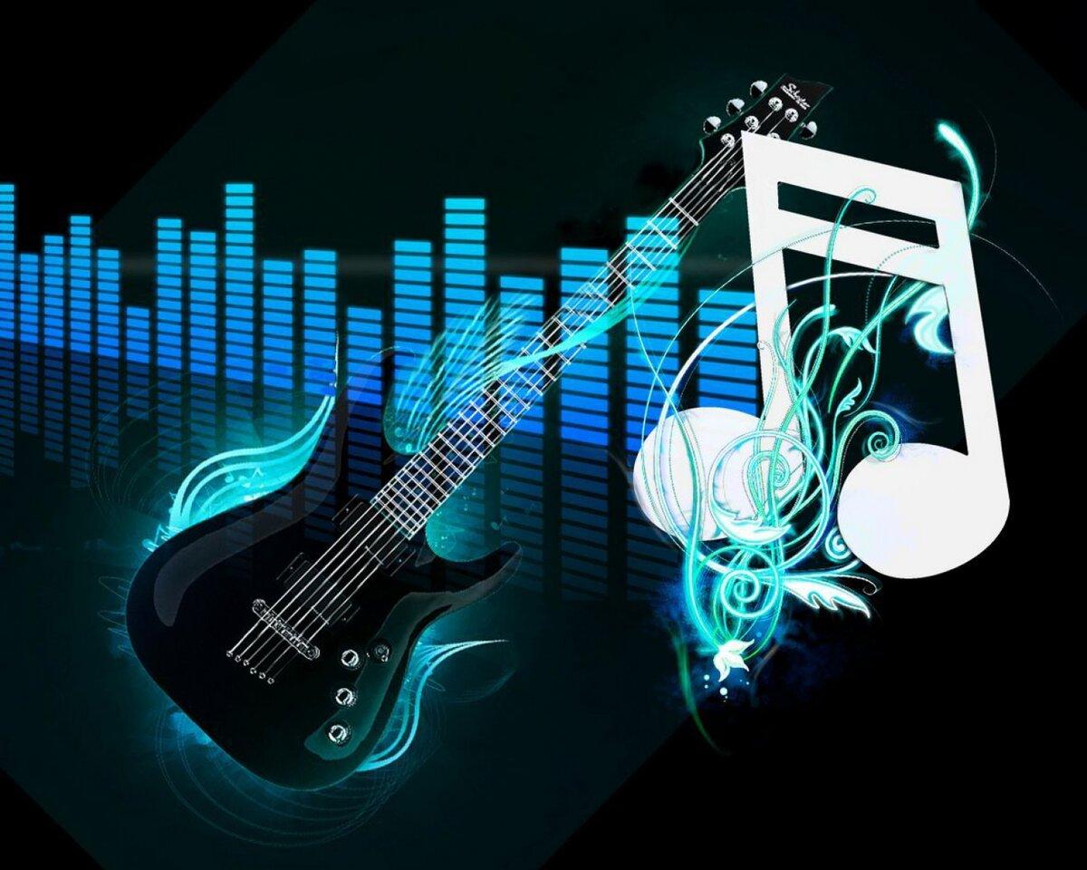 Картинка с музыкой создать