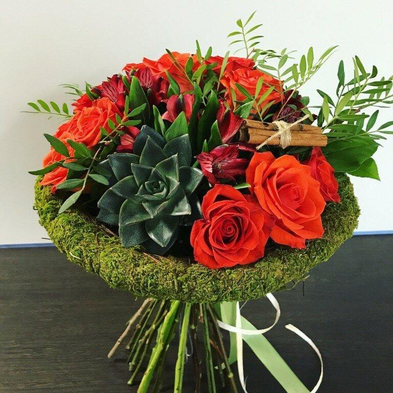 Флористика создание букетов из роз, купить букет невесты