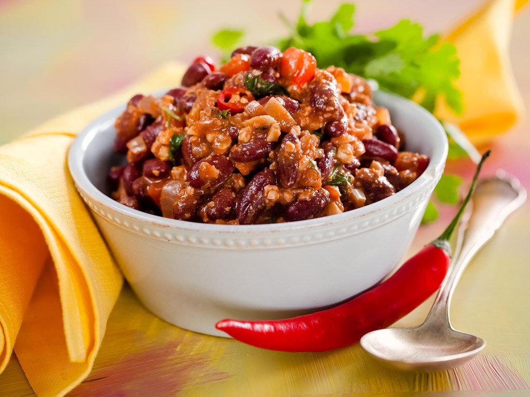 Фасоль красная рецепты приготовления с фото