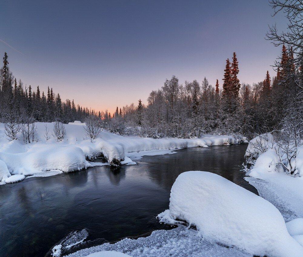 такер крутой природа зима картинки фото красивые декоративные